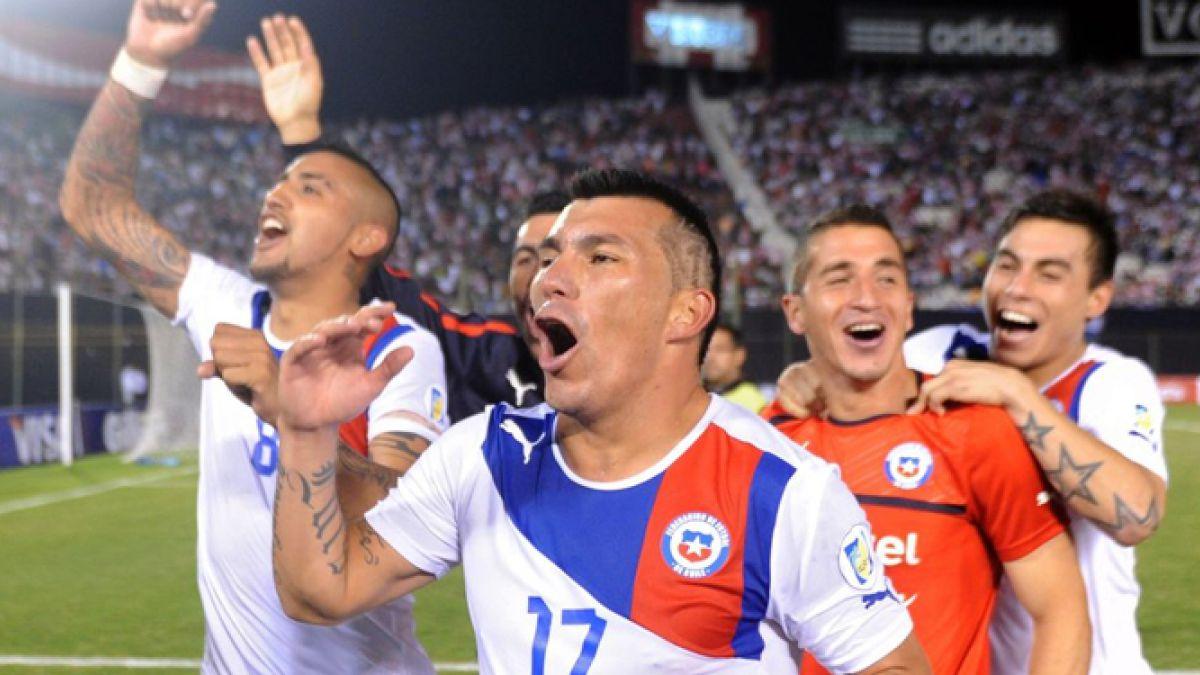 Se filtra supuesta camiseta de entrenamiento de Chile