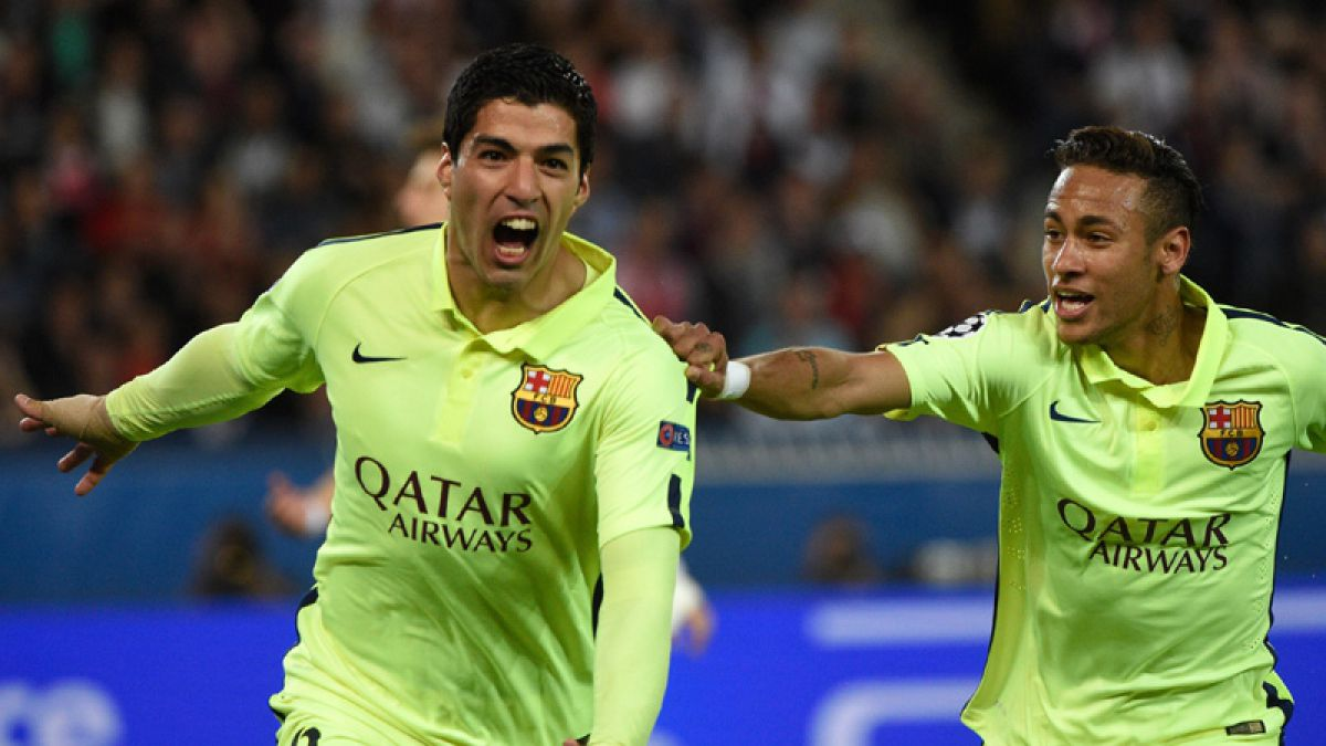 El lado bueno de las cosas: Neymar y Suárez no estarán frente a Chile