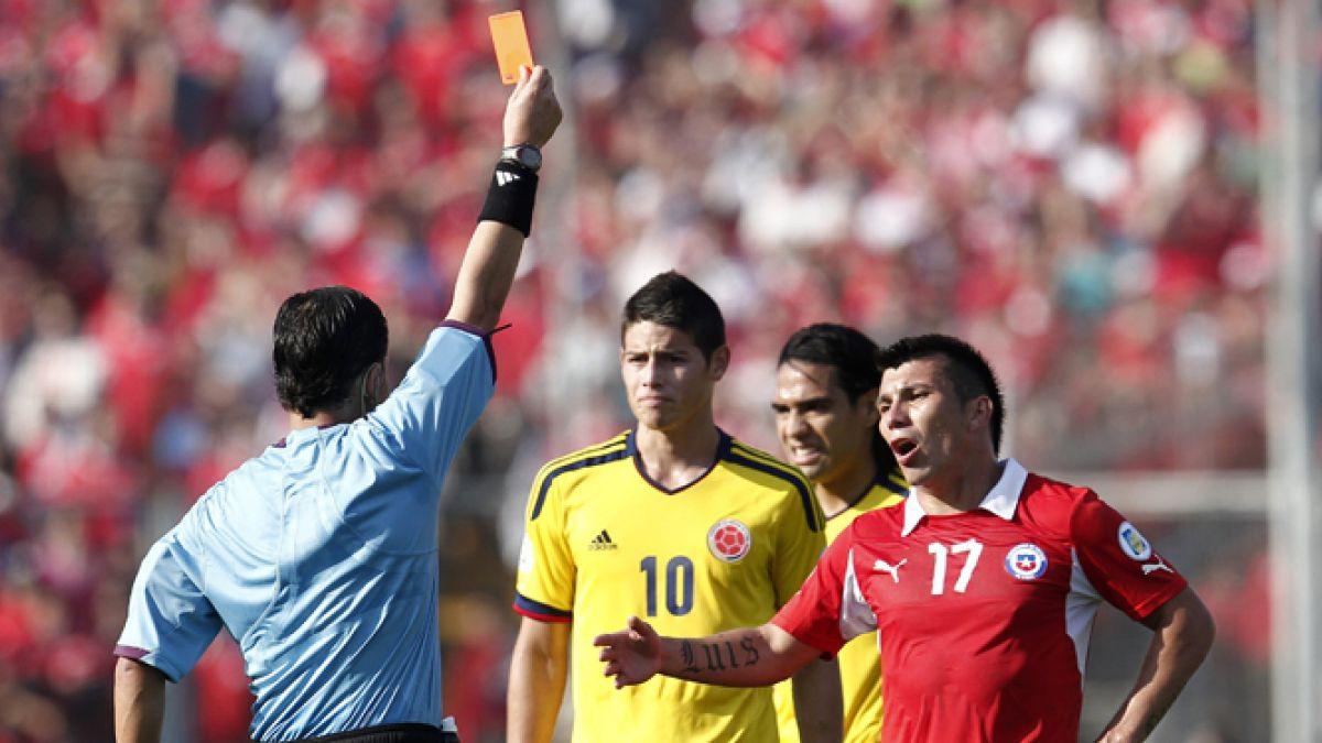 El duro comienzo de Chile en las clasificatorias a Rusia 2018