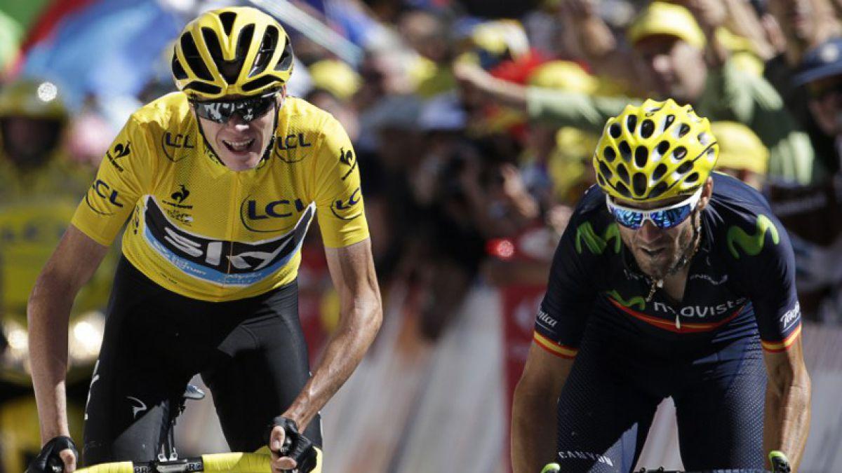 Froome asegura el Tour pese a demoledor ataque de Quintana en Alpe DHuez