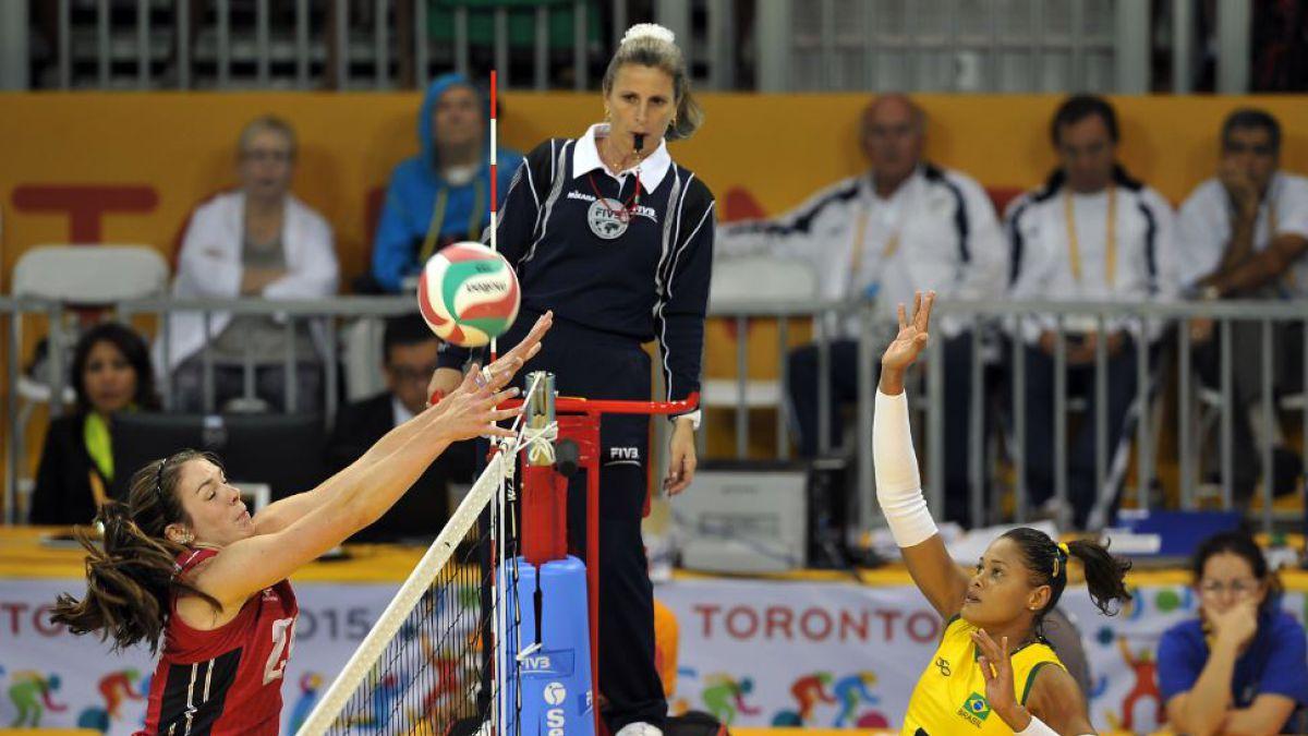 EE.UU. le gana a Brasil y se queda con el oro en voleibol femenino