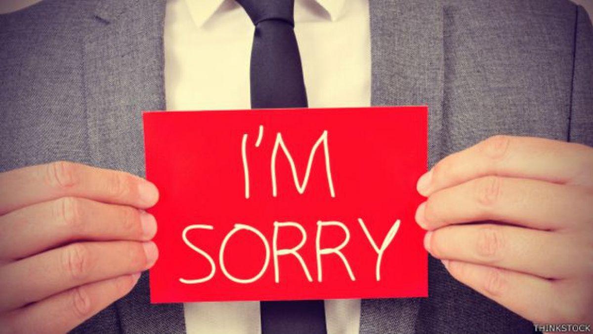 Tres grandes corporaciones que pidieron perdón y dos que nunca lo hicieron