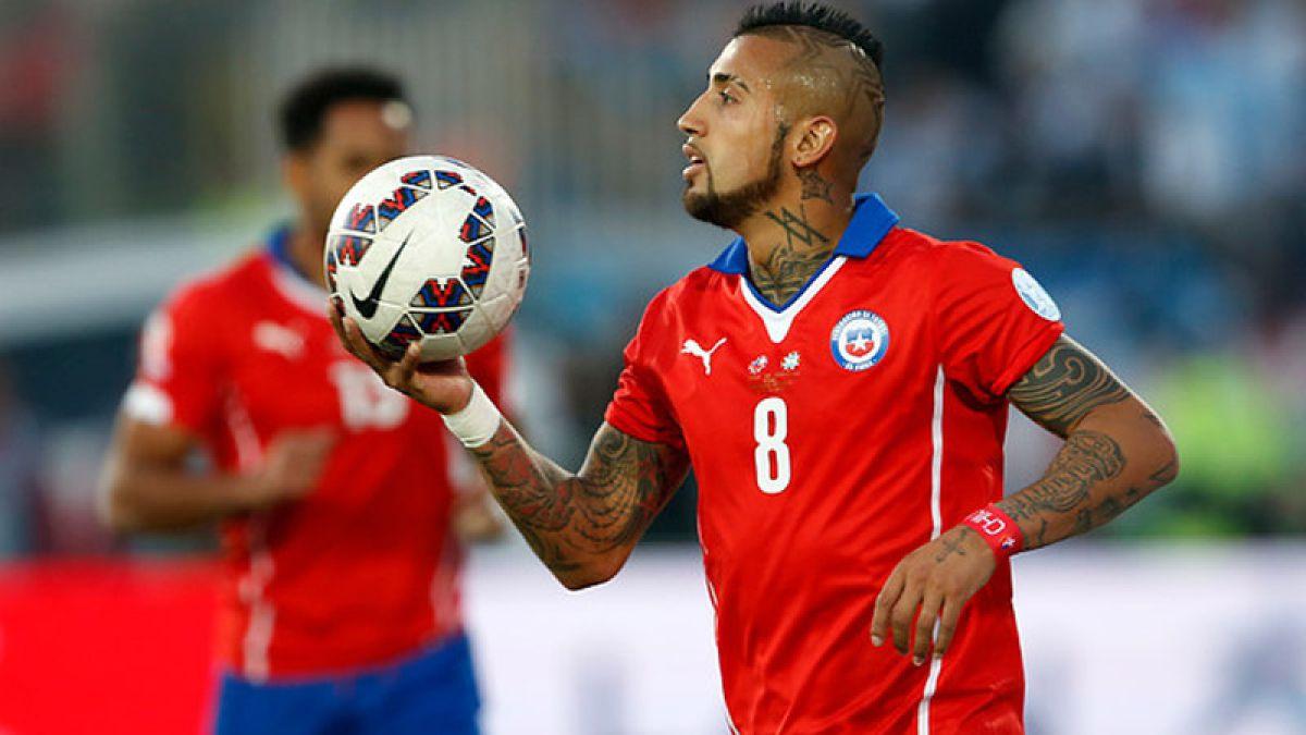 A las 11.30 horas de Chile Arturo Vidal será presentado en el Bayern Munich