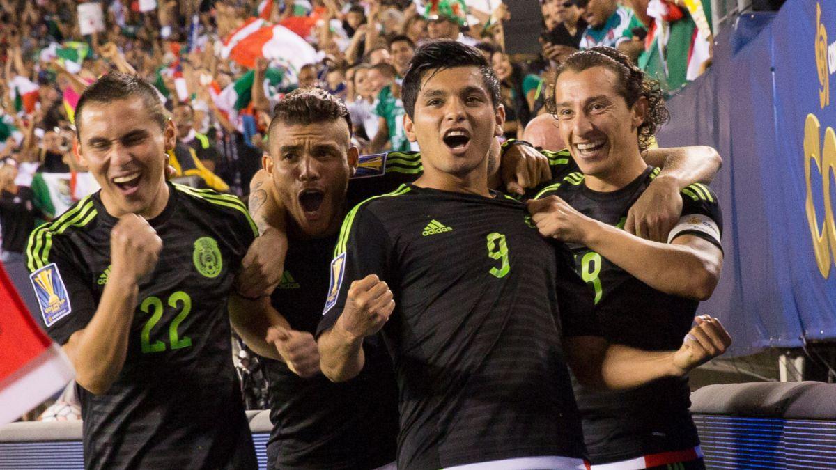 México se reivindica en la final y conquista su séptima Copa Oro de Concacaf