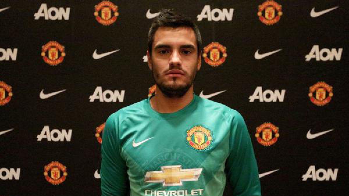 Sergio Romero se convierte en el nuevo refuerzo del Manchester United