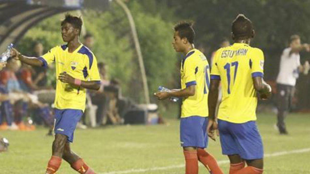 Ecuatorianos piden que su selección renuncie al Mundial Sub 17