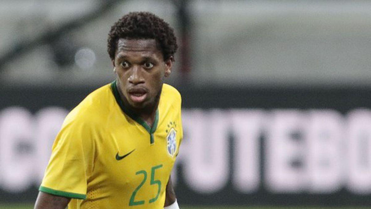 Brasilero Fred dio doping positivo en la Copa América