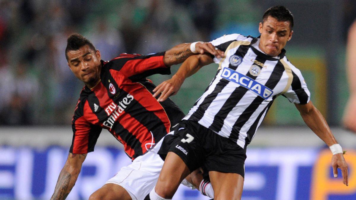 Manuel Iturra espera sumarse a los siete chilenos que han jugado en Udinese