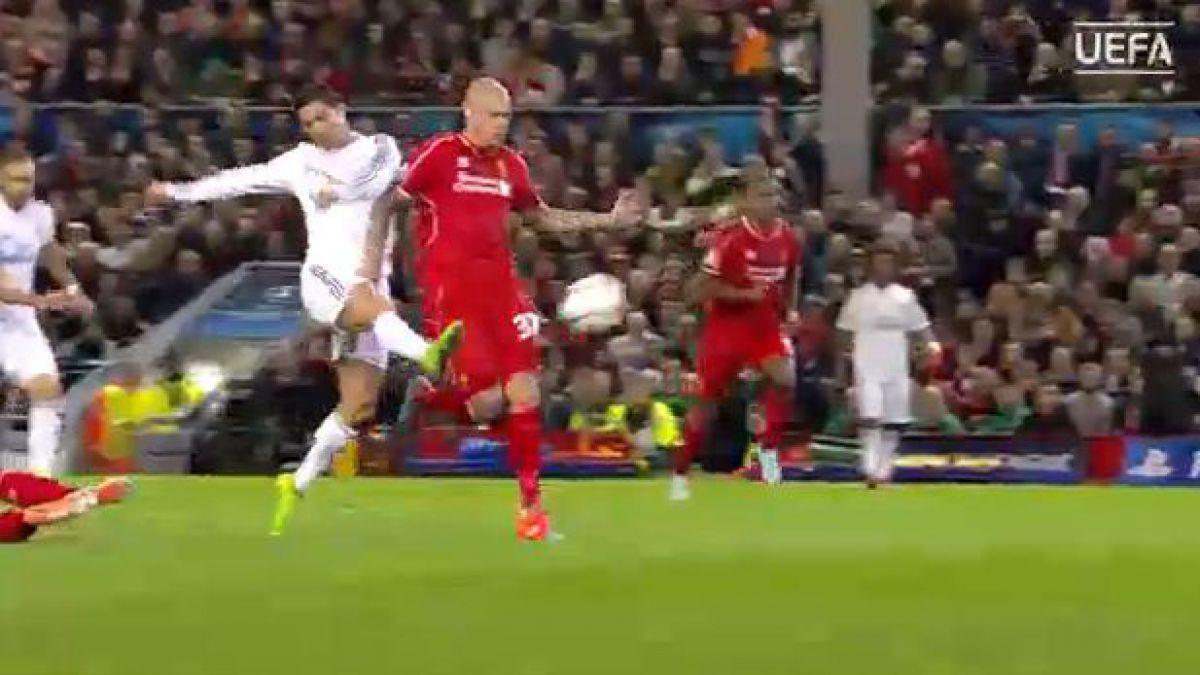 Revisa los diez goles nominados por la UEFA para ser el mejor de la temporada 2014/2015