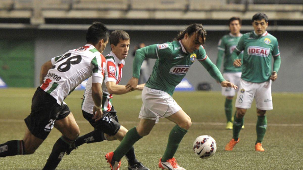Audax Italiano y Palestino cierran con un empate la primera fecha del Apertura