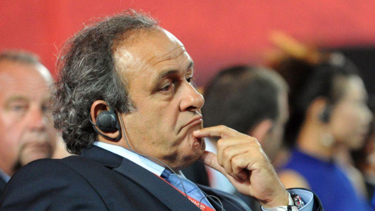 Michel Platini anunciará en los próximos días su candidatura a la FIFA