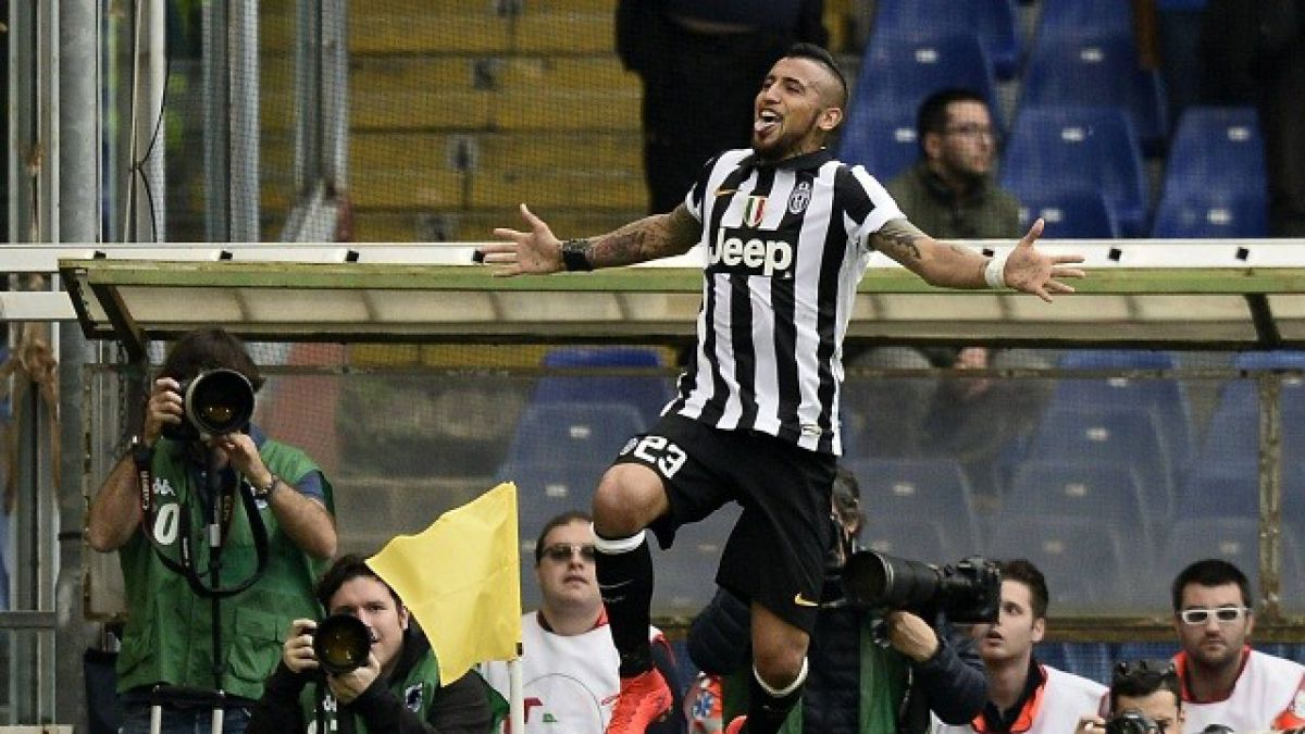 """""""Gracias guerrero"""": Juventus también se despide de Arturo Vidal"""