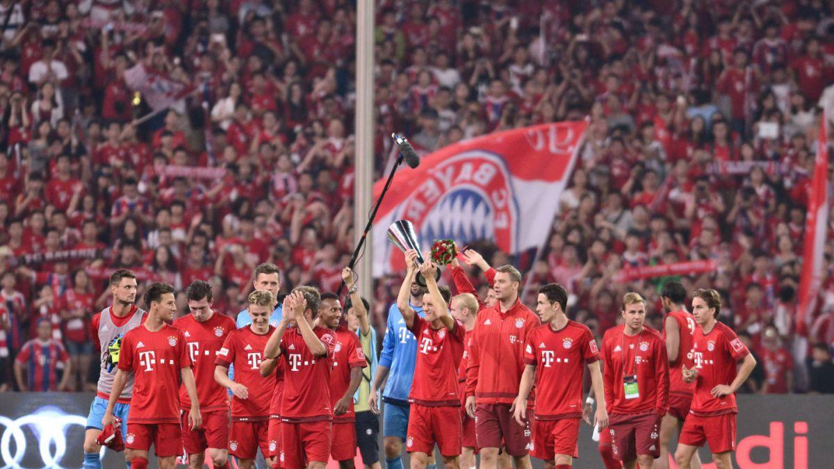 En Alemania están preocupados por la pérdida de identidad germana del Bayern Munich