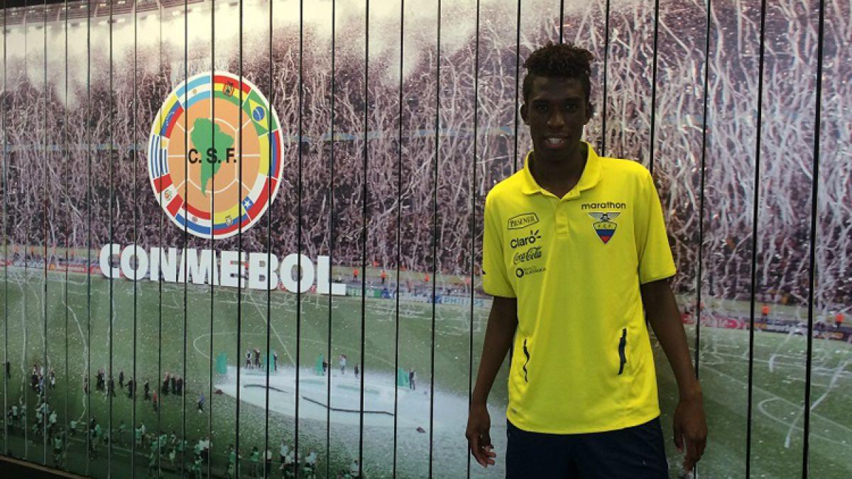 Tres futbolistas Sub 17 de Ecuador sancionados por adulterar edad y nombres