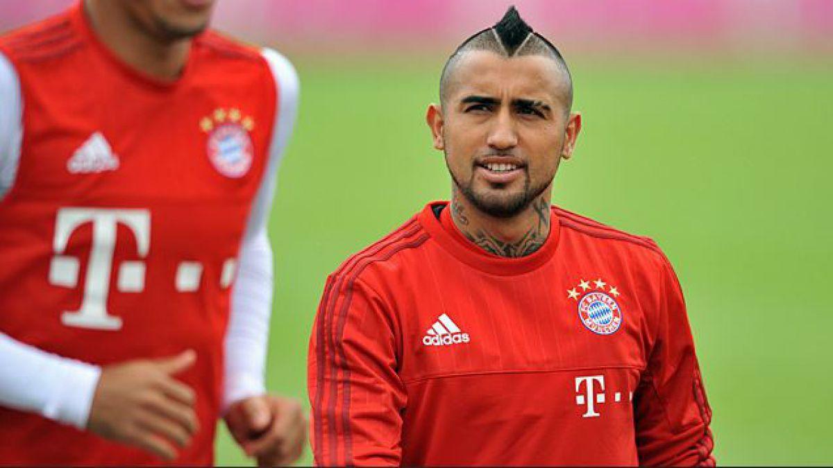 Arturo Vidal: Quiero ser un líder en Bayern Munich