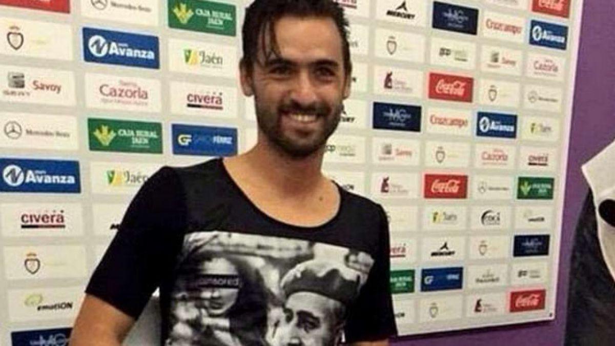 Las disculpas de Nuno Silva tras usar una camiseta de Franco en España