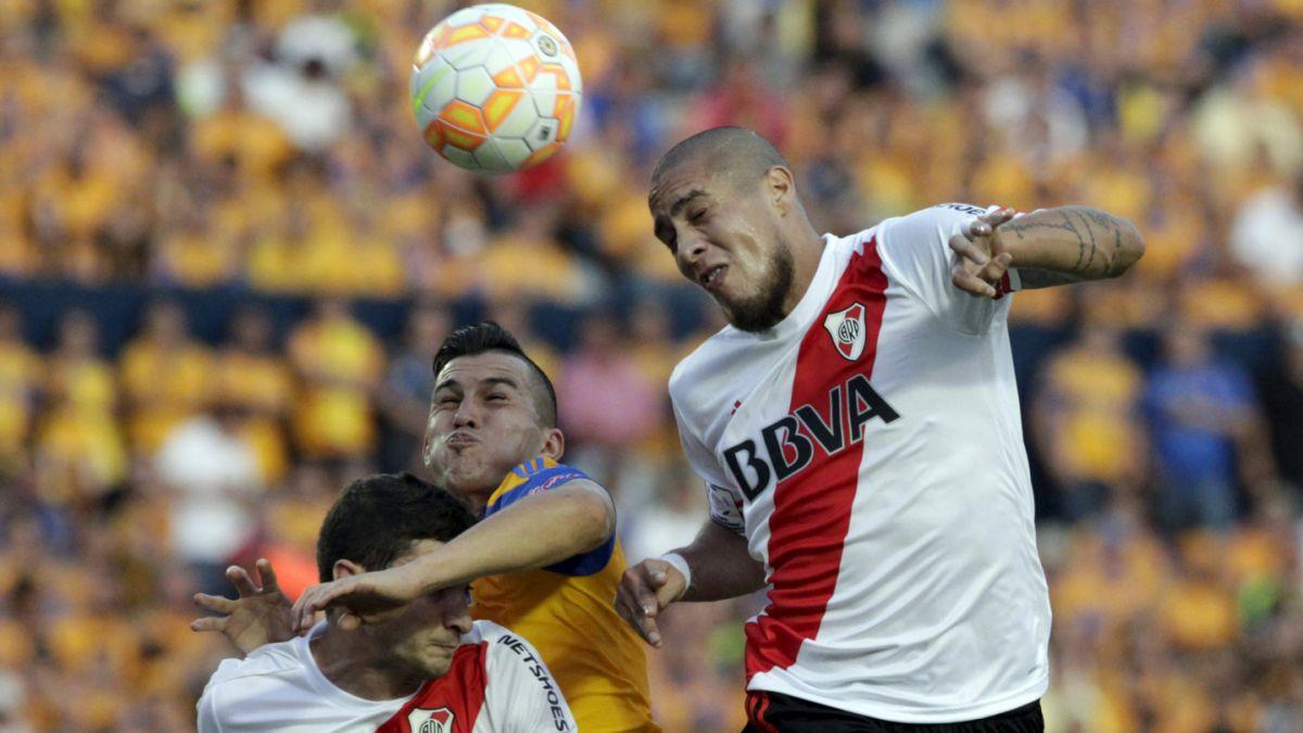 Final abierta de Libertadores: Tigres y River Plate empatan en México