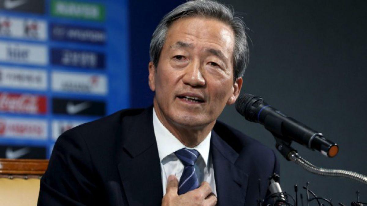 Chung Mong-joon será candidato a la FIFA