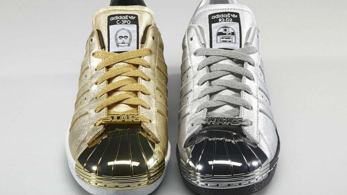 Adidas 13 Star Saca Mercado Wars Al Nuevas Tele De Zapatillas z41zrYU