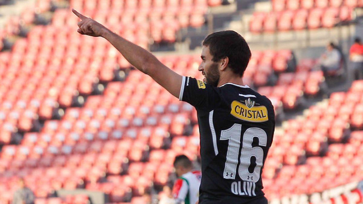 Mauro Olivi y la explicación de su salida de Colo Colo