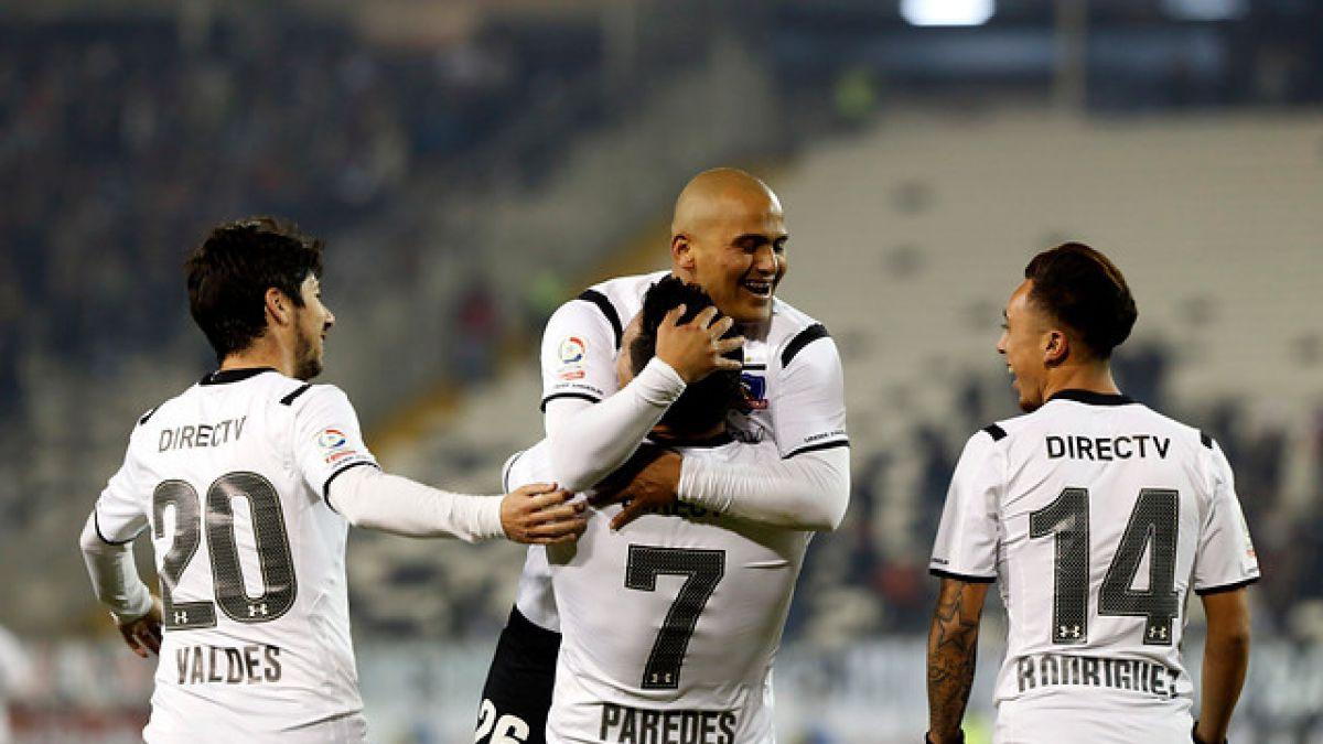 [GOL A GOL] Colo Colo y Huachipato igualan 1-1 por Copa Chile