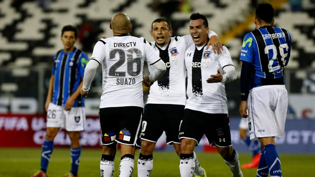Colo Colo empata y está un paso de los octavos de final de la Copa Chile
