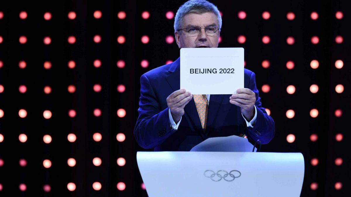 Beijing será la sede de los Juegos Olímpicos de Invierno en 2022