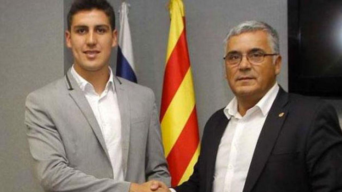 Enzo Roco llega a Espanyol, pero fichado como jugador de O'Higgins