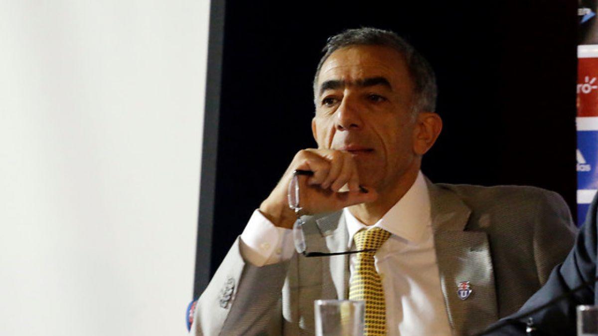 Sabino Aguad asegura que plazos del estadio están bien y aclara viaje de Lasarte