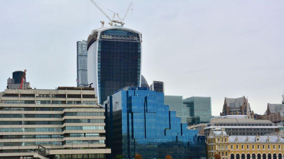 Rascacielos en Londre
