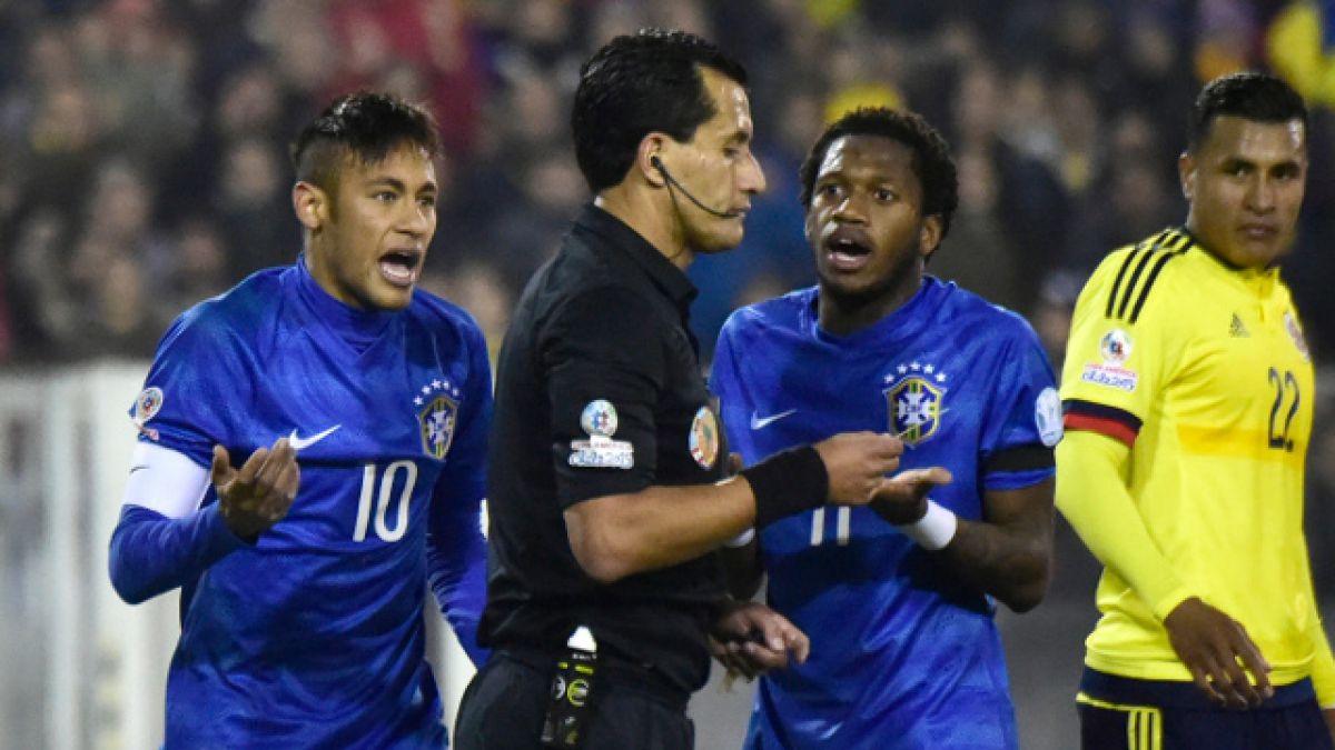 Confederación Brasileña de Fútbol confirma dopaje de Fred en Copa América