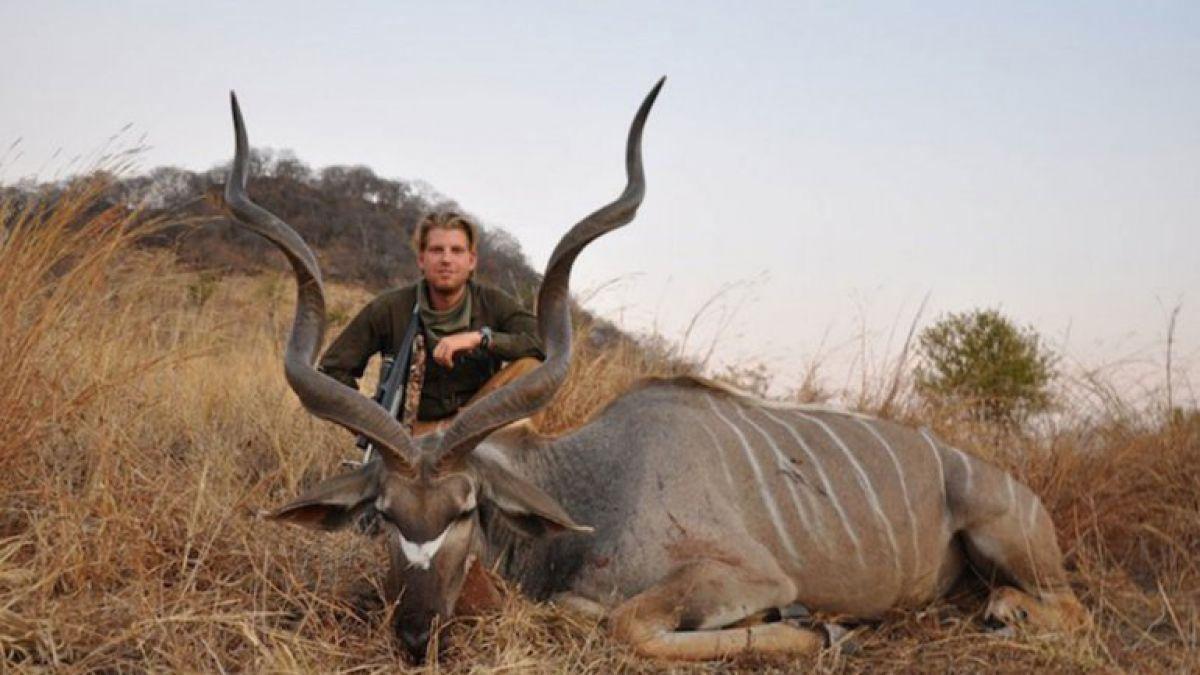 Hijos de Donald Trump también disfrutaron de la caza de animales en ...