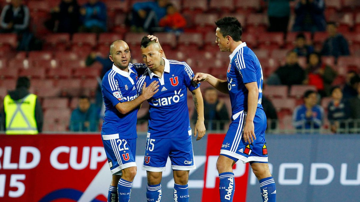 Siguen las dudas: La U iguala con Rangers en Copa Chile
