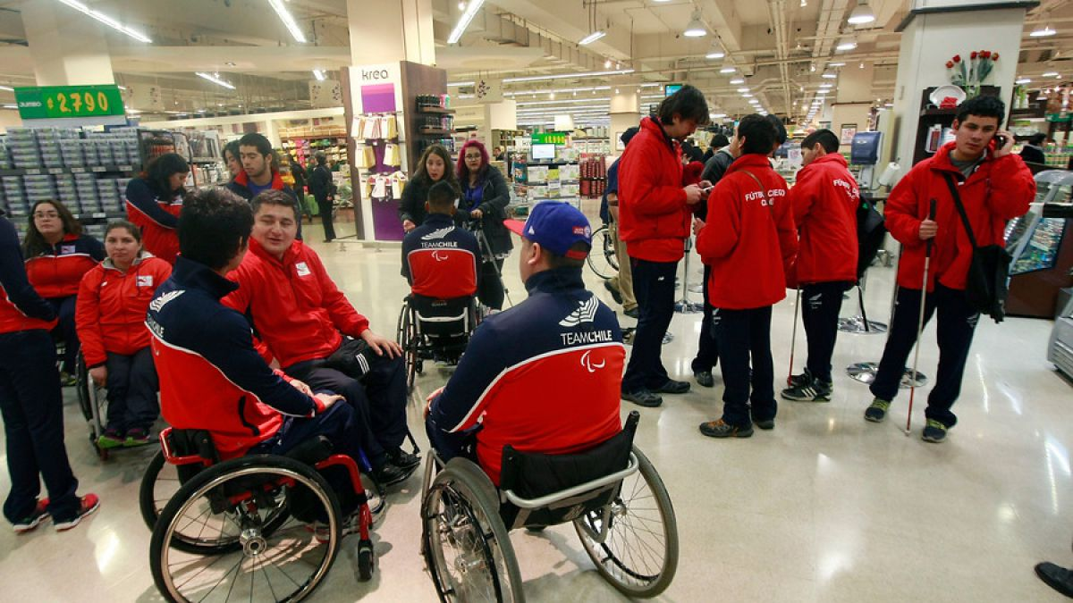 Toronto 2015: Team Chile Paralímpico partió a Canadá