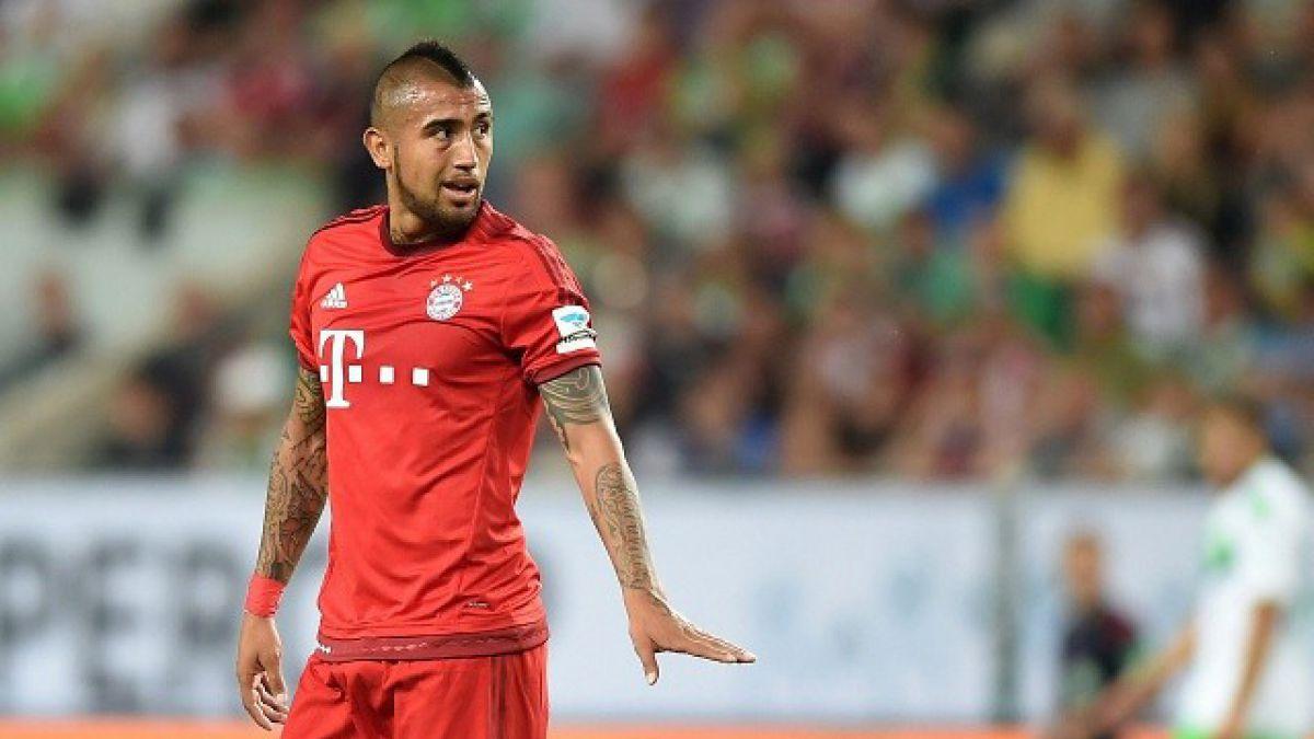 Arturo Vidal envía alentador mensaje tras derrota de Bayern Munich en la Supercopa