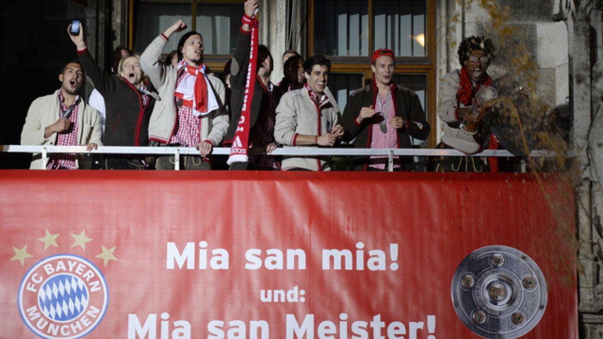 """""""Mia San Mia"""": El significado de la frase que marcará el paso de Arturo Vidal por Bayern Munich"""