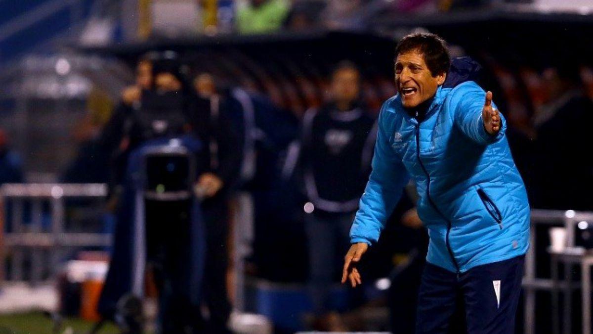 """El """"optimismo"""" de Mario Salas se consolida tras goleada en Copa Chile"""