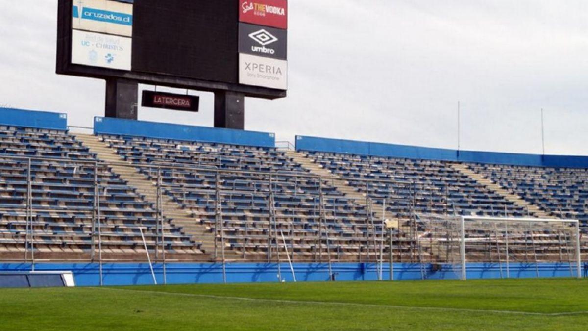 [VIDEO] La transformación del Estadio San Carlos de Apoquindo para recibir a los Maorí All Blacks