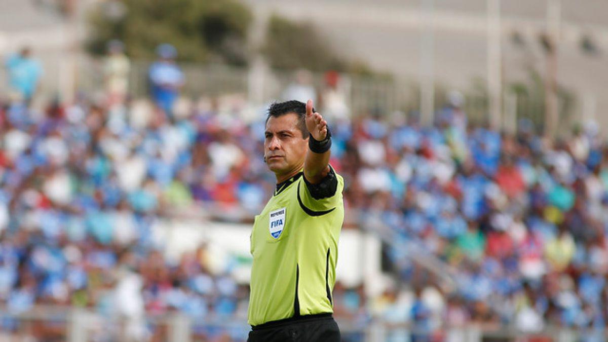 Julio Bascuñán dirigirá el O'Higgins - U. de Chile y Patricio Polic el Colo Colo - Audax