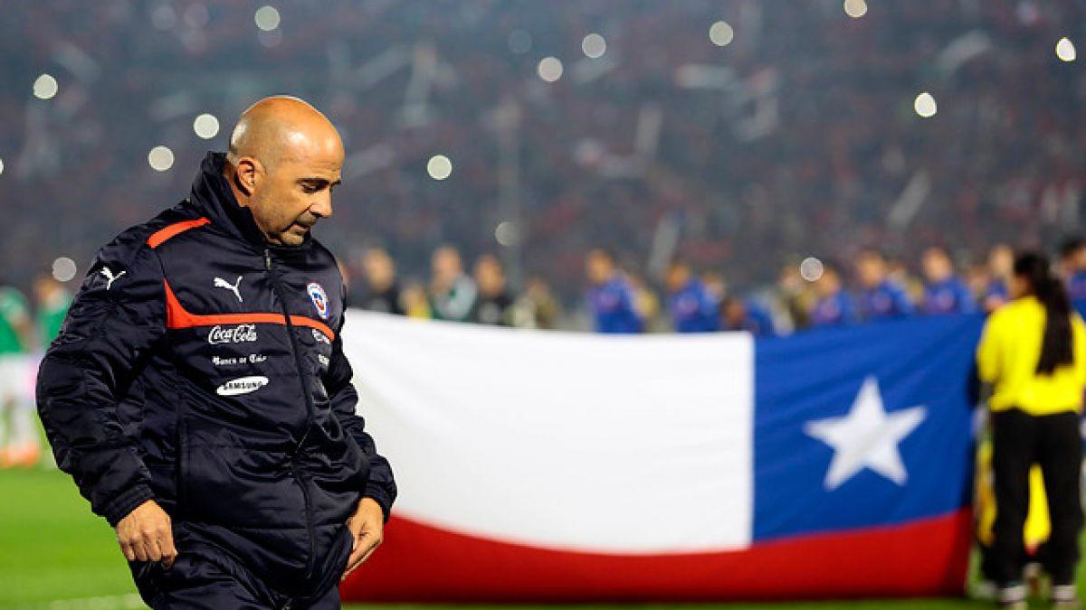 Las dos cartas argentinas que Jorge Sampaoli pretenden sumar a La Roja para las Clasificatorias