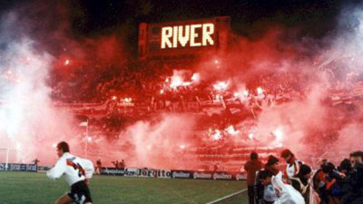 Así fue el extraordinario recibimiento para River Plate en 1996 que se quieren superar esta noche