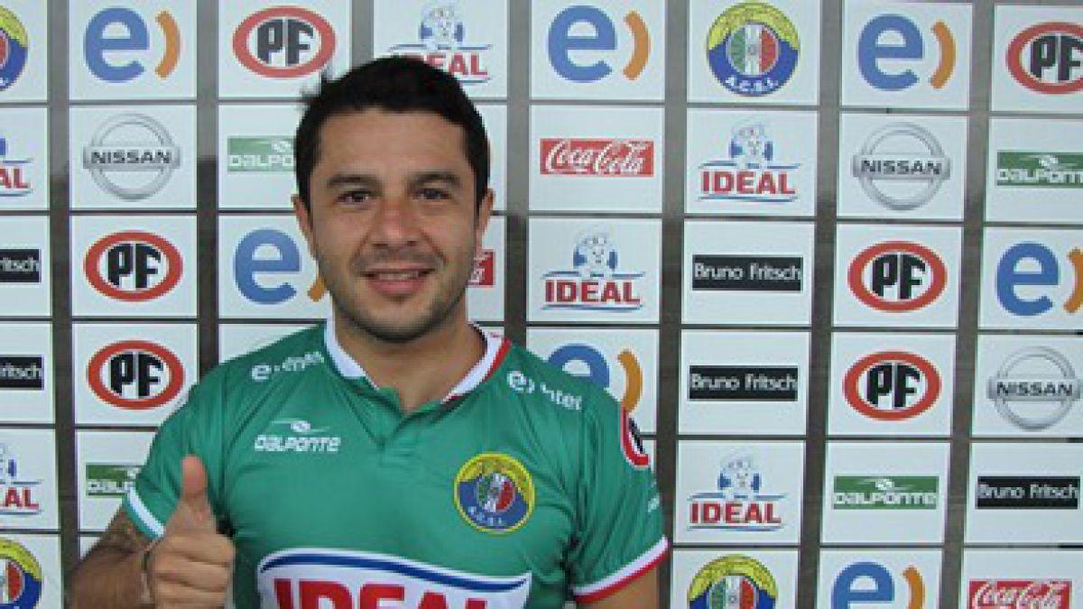 Audax Italiano oficializa incorporación de Rodrigo Tello