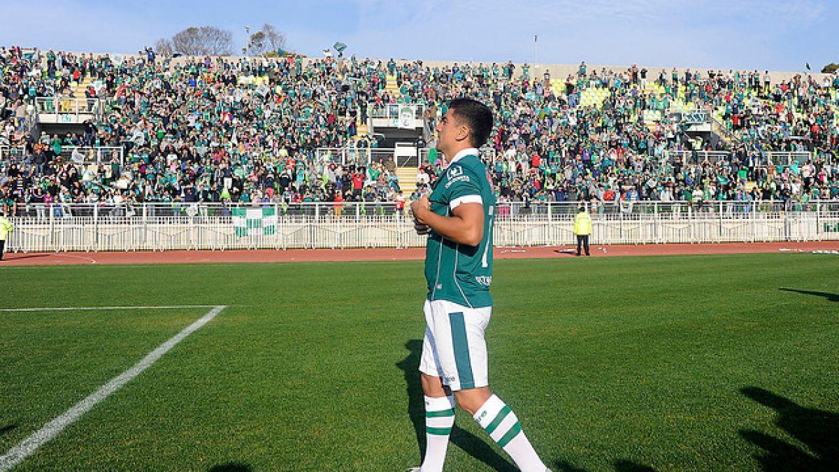 David Pizarro debutaría este domingo en su regreso a Santiago Wanderers