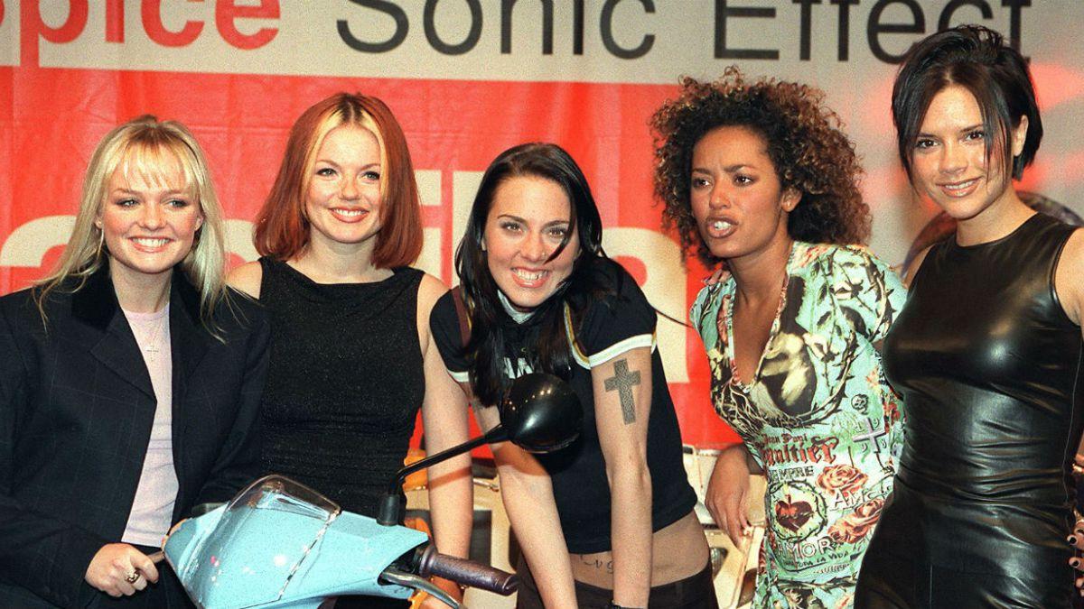 Las Spice Girls cumplen 20 años en 2016