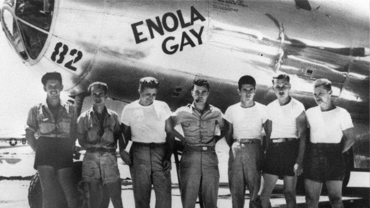 A 73 años de Hiroshima: la historia del piloto que lanzó la bomba y que nunca se arrepintió