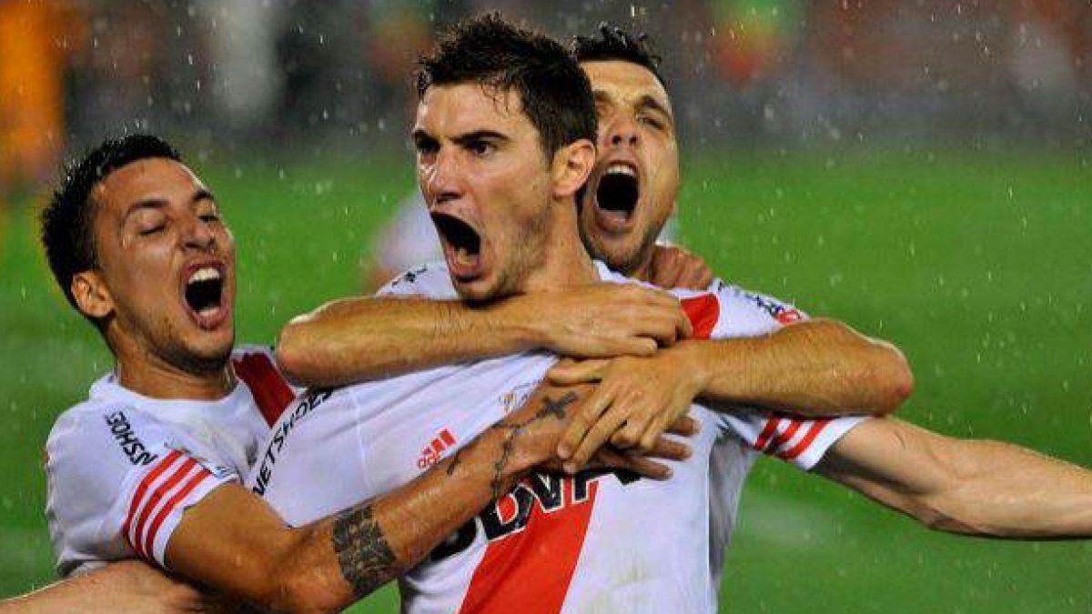Lucas Alario, el inesperado goleador y figura en el título de River Plate