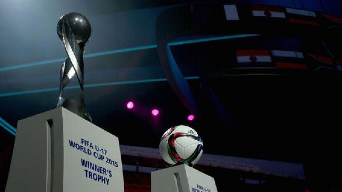 [MINUTO A MINUTO] El sorteo del Mundial Sub 17 Chile 2015