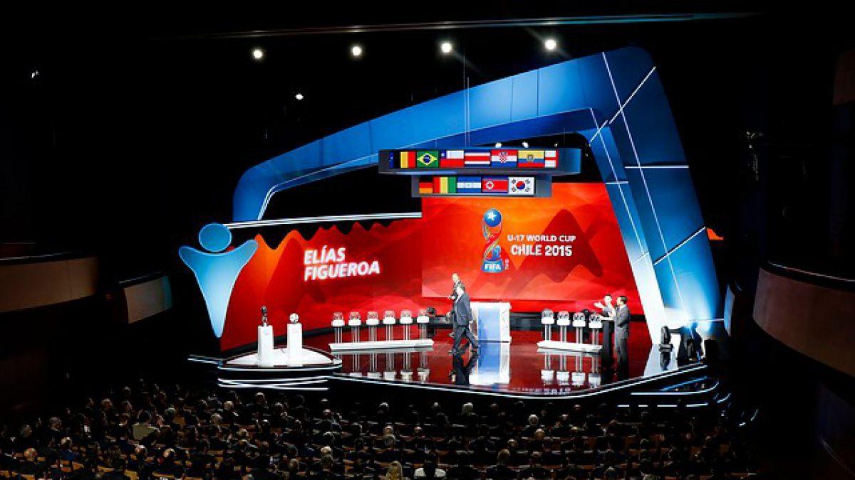 [MINUTO A MINUTO] Chile conoce a sus rivales en el Mundial Sub 17