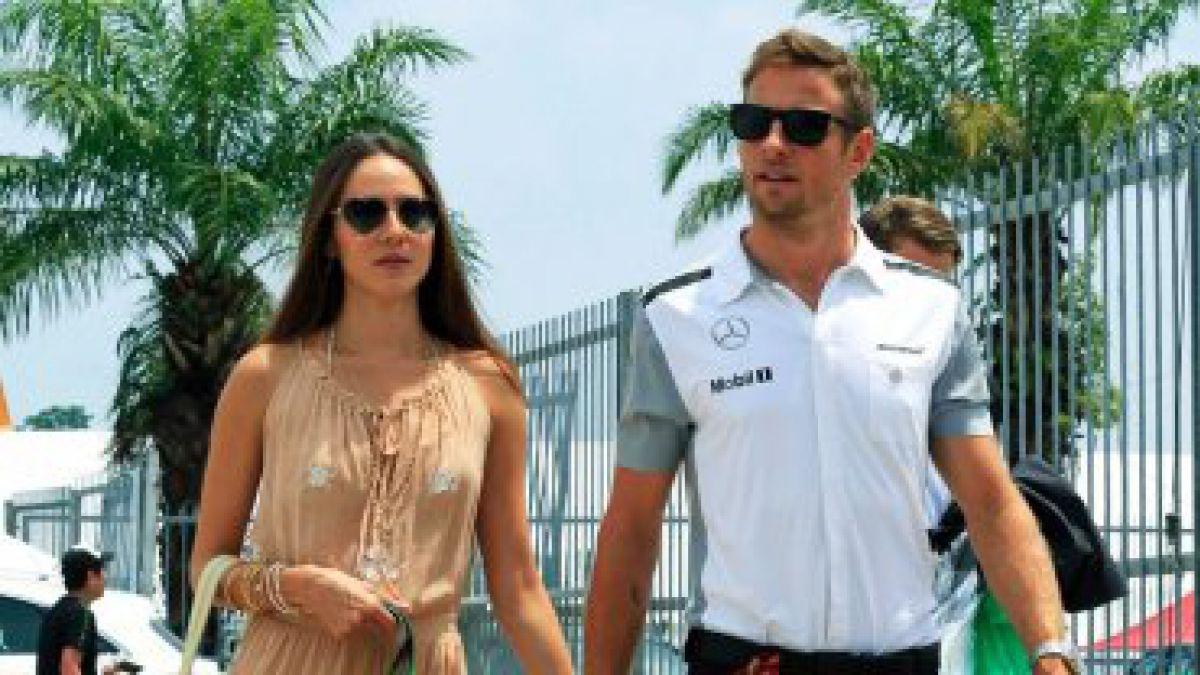 El dramático asalto del que fueron víctimas el piloto Jenson Button y su esposa
