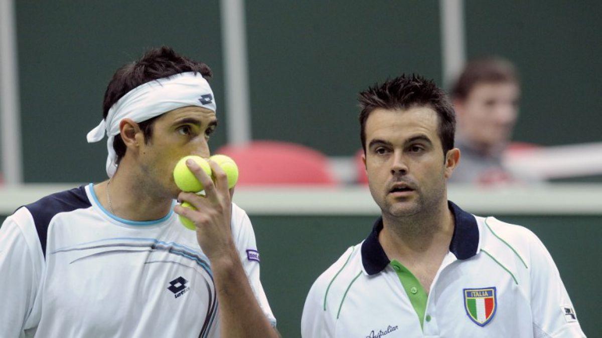 El tenista italiano Potito Starace es suspendido de por vida por arreglo de partidos